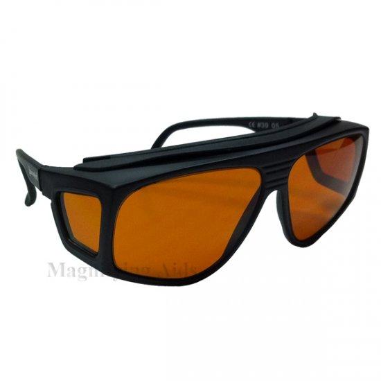 7d985673c6 NoIR Spectra Shield Sunglasses - 49% Orange