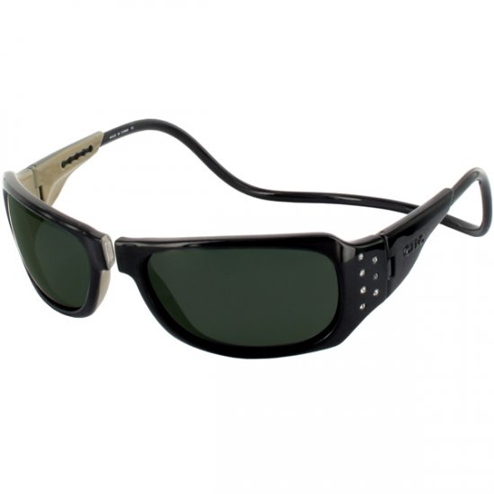 ff7701606b48 CliC Monarch Magnetic Sunglasses - Frame  Black with Jewels