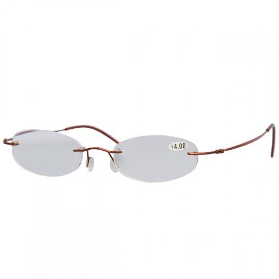 2003bfafa88 +4.0 Eschenbach MiniFrame Reading Glasses