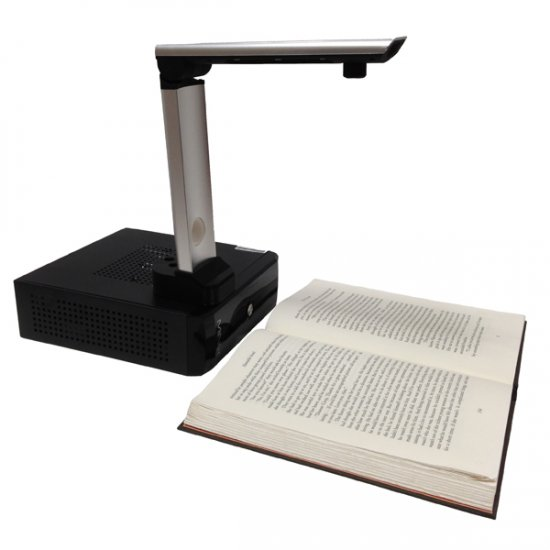 magnifying machine for reading